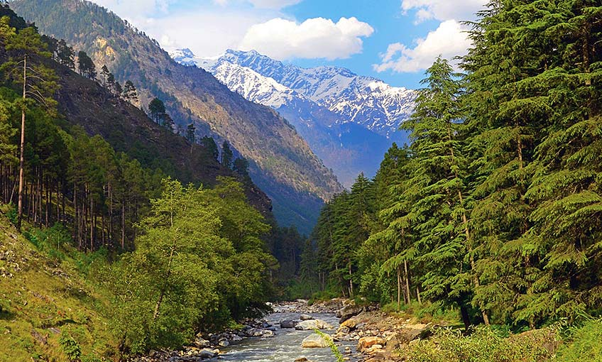 Parvati Valley trek Kullu