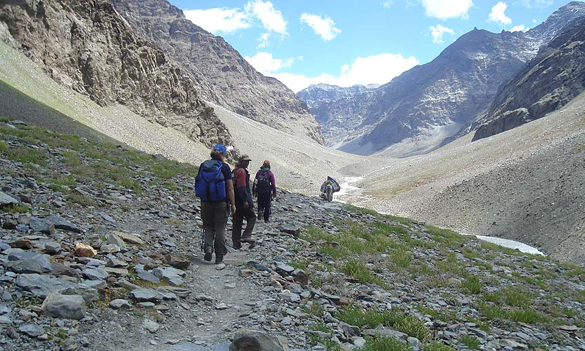 The Ladakh Trek